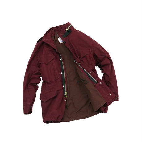 """""""M-65 TYPE"""" JACKET by RUSAM TRADING CO."""