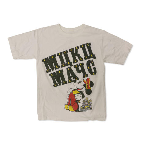 90'S MICKY MOUSE PASSPORT SERIES USED Tshirts
