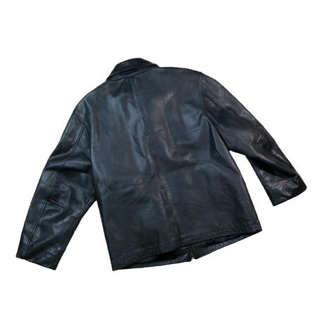 "USED ""BANANA REPUBLIC"" LEATHER JACKET"