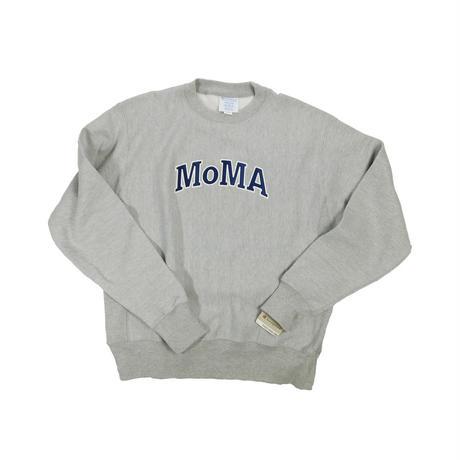 """MOMA"" CHAMPION REVERSE WEAVE CREW NECK SWEAT"