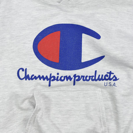 "USED ""CHAPMION PRODUCTS U.S.A"" HOODIE"