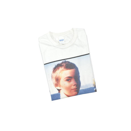 USED UNKNOWN GIRL T-shirt