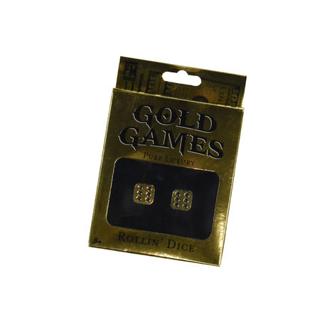 """GOLD GAMES"" ROLLIN DICE"