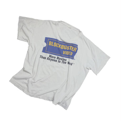 "USED ""BLOCKBUSTER VIDEO"" T-shirt"