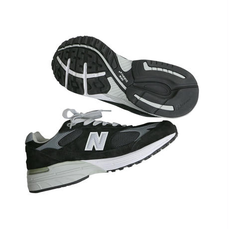 "NEW BALANCE ""MR 993"" BK"