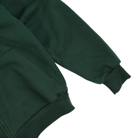 "USED ""90'S PLUMA"" HEAVY WEIGHT ZIP UP SWEAT"