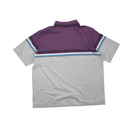 """USED 80'S """"KNIGHTS BRIDGE FOR MEN"""" POLO SHIRT"""