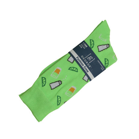 "GEORGE ""FASHION CREW"" SOCKS"