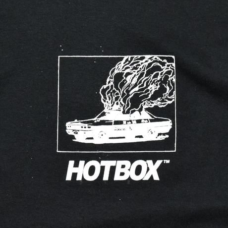 """HOT BOX"" L/S T-shirt"