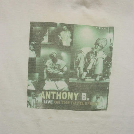 "USED ""ANTHONY B""  MERCHANDISE T-shirt"