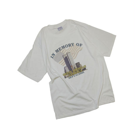 WORLD TRADE CENTER MEMORIAL T-shirt