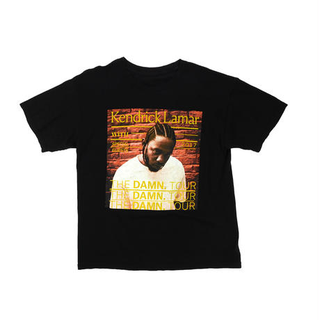 "USED ""KENDRICK LAMAR / THE DAMN TOUR 2017"" T-shirt"