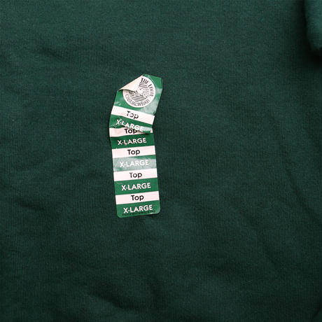 """DEAD STOCK """"FRUITS OF THE LOOM"""" CREW SWEAT"""