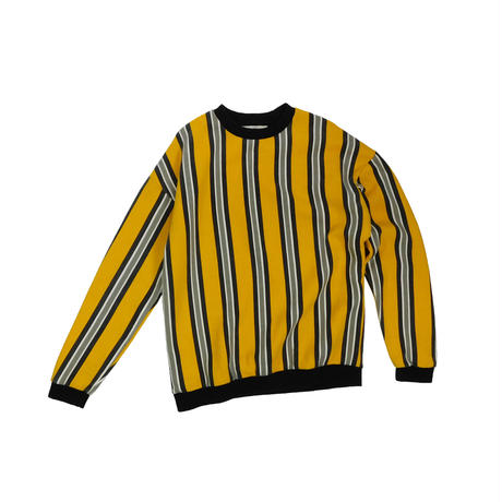 USED UNKNOWN STRIPED SWEAT
