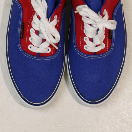 VARIFLEX SNEAKER / BLUE & RED