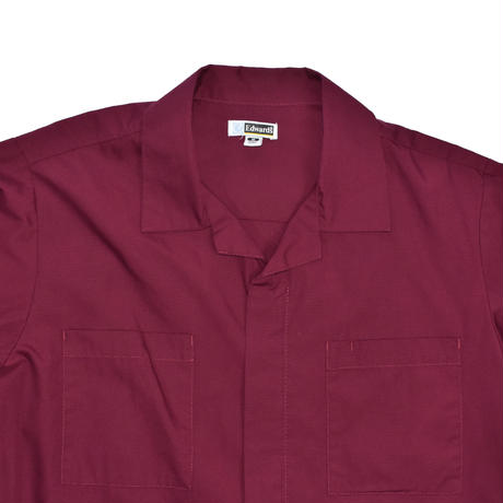 "USED ""EDWARDS"" ZIP DOWN WORK SHIRT"