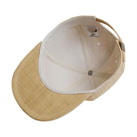 NOROLL STRAW CAP