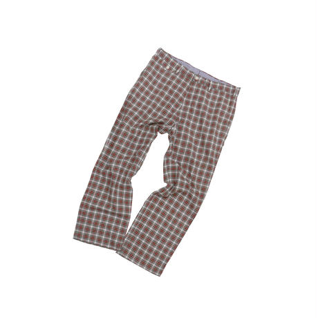 USED RALPH LAUREN CHECK TROUSER