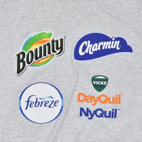 "USED ""P&G"" T-shirt"