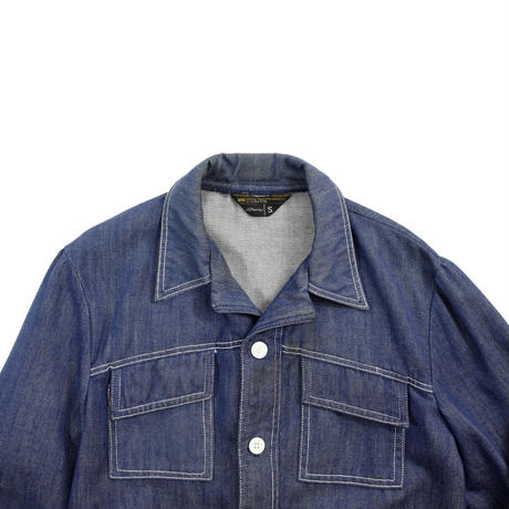 """USED 70-80'S """"JC PENNY"""" CHAMBRAY JACKET"""