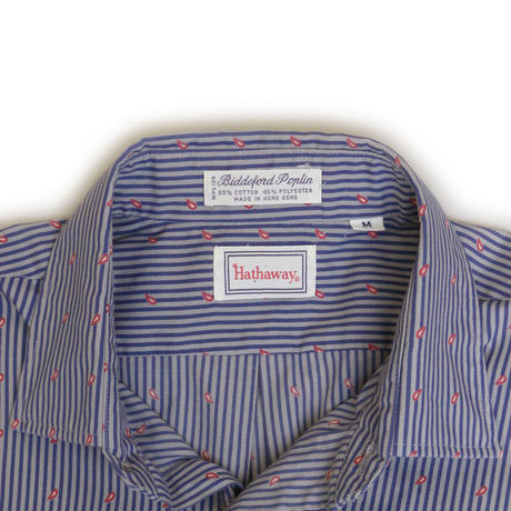 HATHAWAY USED DRESS L/S SHIRT