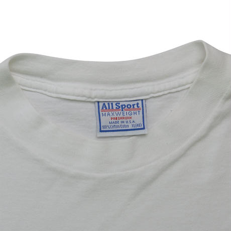 """USED """"THE NETWORK IS DOWN"""" T-shirt"""