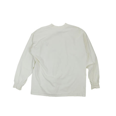 "USED ""CONVERSE"" MOCK NECK L/S T-shirt"