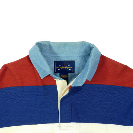 """THE ARROW COMPANY"" L/S POLO SHIRT"