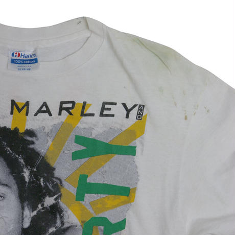 """ZIGGY MARLEY AND  MELODY MAKERS"" VINTAGE T shirt"