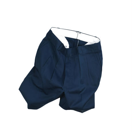 """DEADSTOCK """"YOUNG FASHIONS"""" PLEATED SHORTS"""