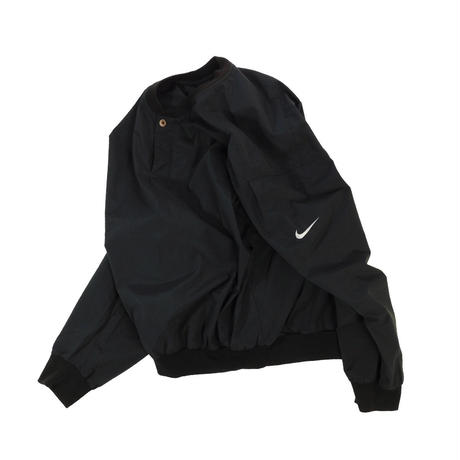 "USED ""NIKE GOLF"" NYLON PULLOVER"
