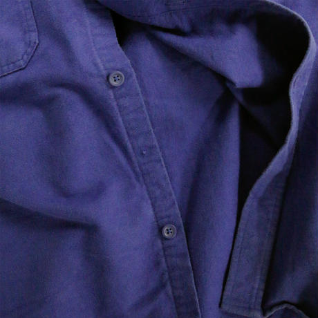 "L.L.BEAN ""CHAMOIS CLOTH""  L/S SHIRT"