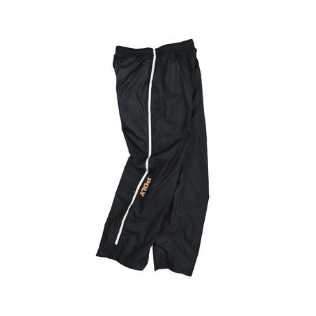 """USED """"NIKE / STORM FIT""""  POLYESTER TRACK PANTS"""