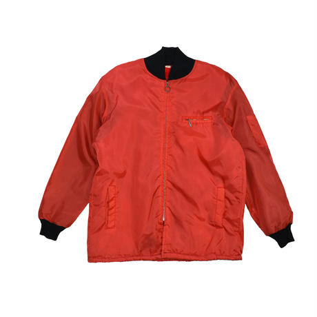 """USED 70'S """"THE GREAT LAKES"""" BOA LINE WORK JACKET"""
