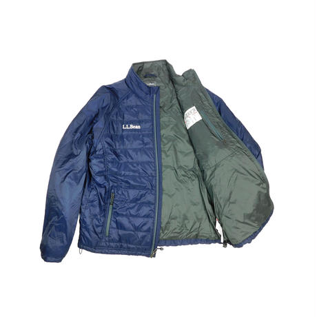 "USED ""L.L.BEAN / PRIMALOFT PACKAWAY JACKET"" MADE FOR KVAL-TX"