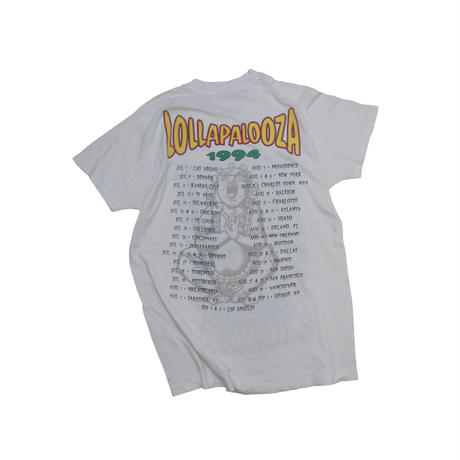 LOLLAPALOOZA 1994 USED T shirt