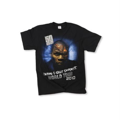 50CENT WORLD TOUR Tshirts