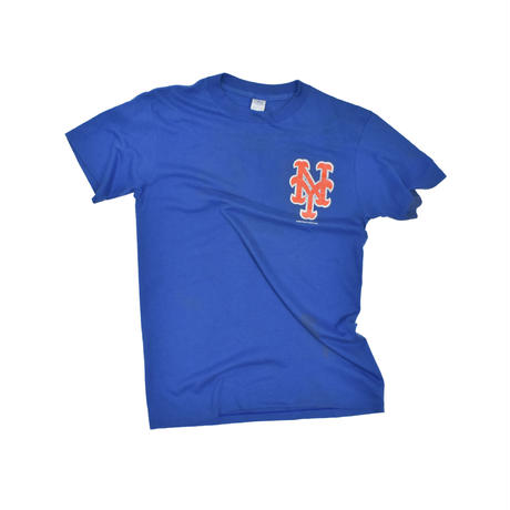 "USED ""80'S NEW YORK METS"" T-shirt"