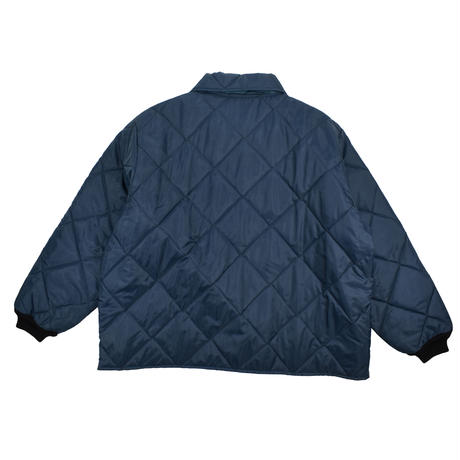"USED 90'S ""BIG SMITH"" QUILTING JACKET"