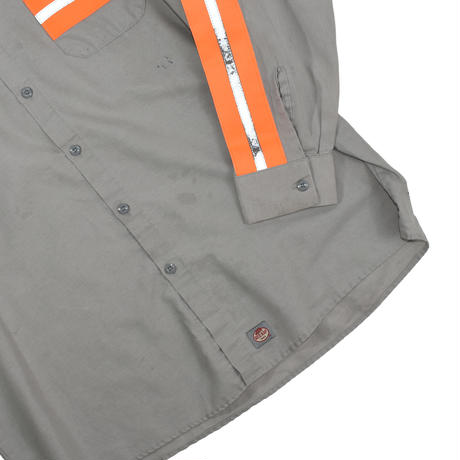 "USED ""RED KAP"" WORK SHIRT"