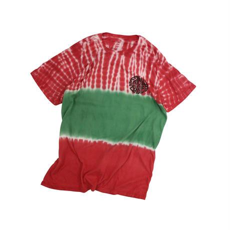 "FLATBUSH ZOMBIES ""FAMILIA TIE DYE"" T shirt"