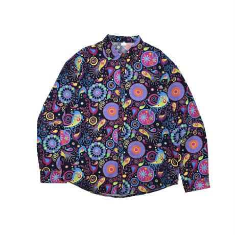 NOS UNKNOWN PATTERNED SHIRT