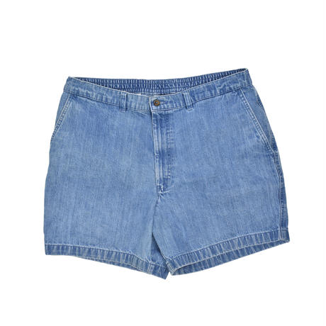 "USED ""ROUNDTREE&YORK"" DENIM SHORTS"