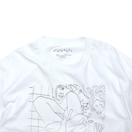 """""""STACKAWAY"""" T-shirt"""
