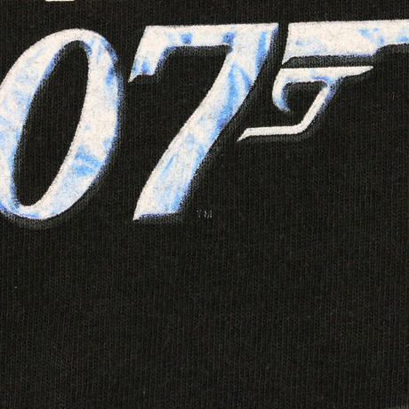 007 DIE ANOTHER DAY MOVIE Tshirts
