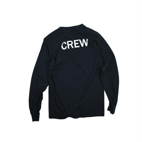 "USED ""LOS BORDERBOYS / GRIP & LIGHTING CREW"" L/S T-shirt"
