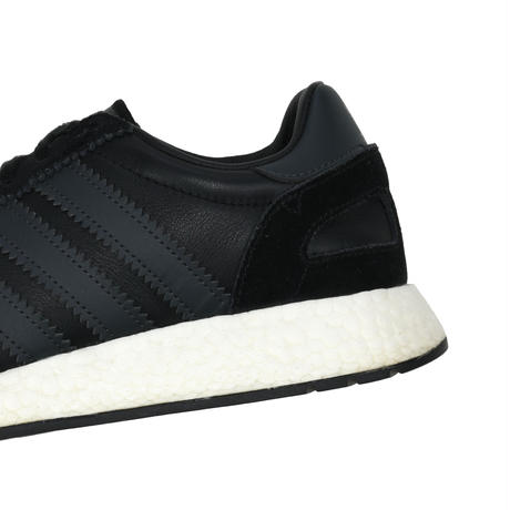 """USED """"ADIDAS INIKI BOOST"""" LEATHER SHOES"""