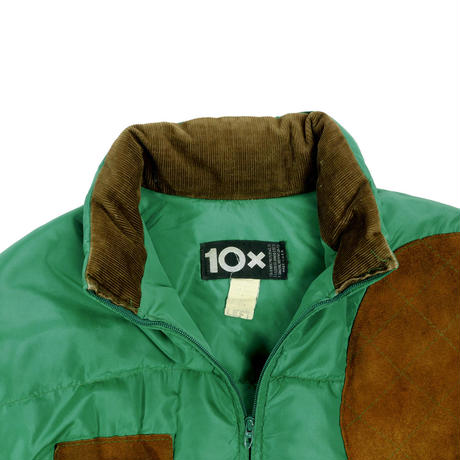 "USED ""10X"" HUNTING DOWN JACKET"