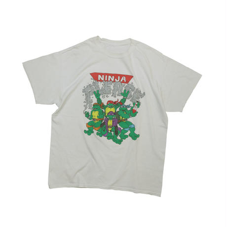 """USED """"NINJA PLEASE"""" T-shirt"""