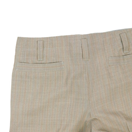 USED PLAID TROUSER
